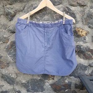 Size 14 Cotton Utility skirt
